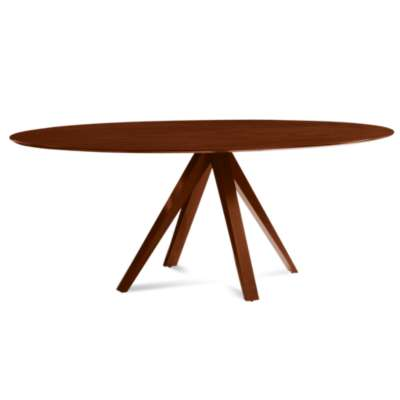 Picture for Nova Ellipse Maple Dining Table by Saloom