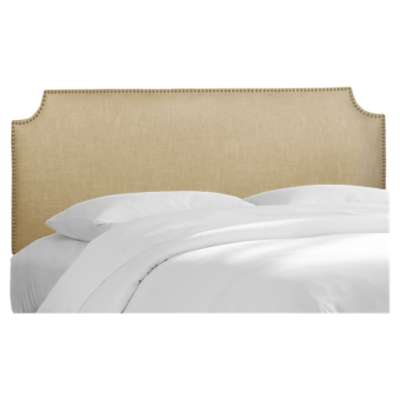 Picture for Madison Full Nail Button Headboard by Skyline