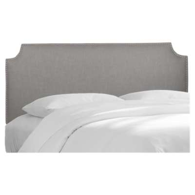 Picture for Madison Queen Nail Button Headboard by Skyline