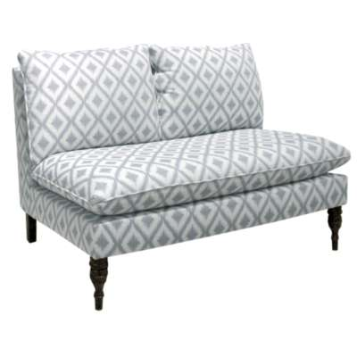Picture for Armless Loveseat by Skyline