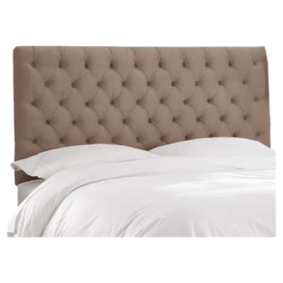 Picture for Oxford King Tufted Headboard by Skyline