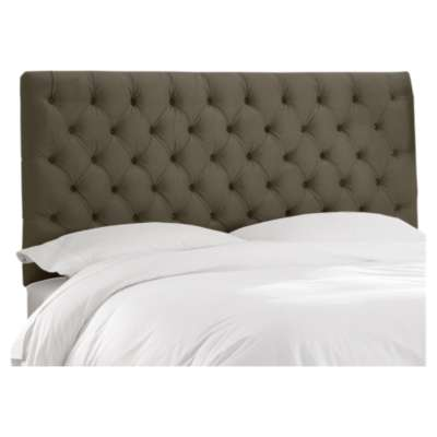 Picture for Oxford Queen Tufted Headboard by Skyline