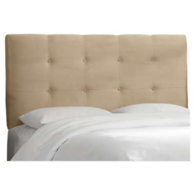 Picture for Roscoe Queen Tufted Headboard by Skyline