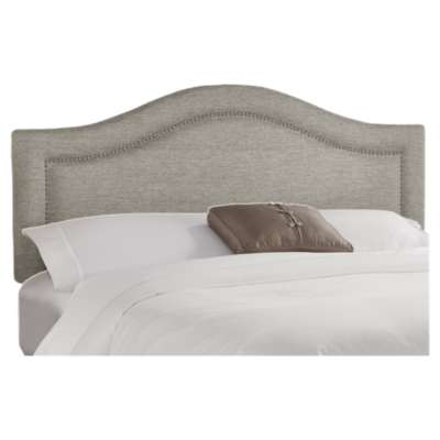 Picture for Cermak King Inset Nail Button Headboard by Skyline