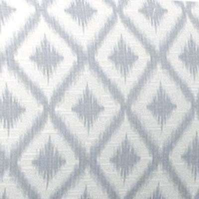 Ikat Fret Pewter for Armless Loveseat by Skyline (SKY5106)