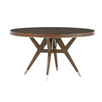 Picture of MacArthur Park Strathmore Round Dining Table by Lexington