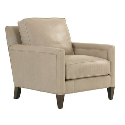 Picture of MacArthur Park Foxboro Leather Chair by Lexington