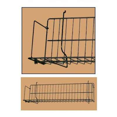 Picture for CD and DVD Wire Shelf for Slatwall or Pegboard by Smart Fixtures