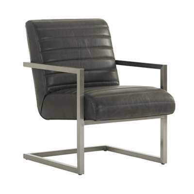 Picture for MacArthur Park Chatsworth Leather Host Chair by Lexington