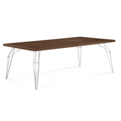 Picture of LEM Rectangular Dining Table by Saloom