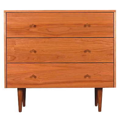 Picture of Asher 3 Drawer Dresser by Spectra Modern