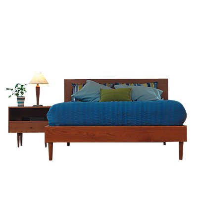 Picture of Asher Queen Bed by Spectra Modern
