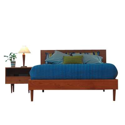 Picture for Asher Queen Bed by Spectra Modern