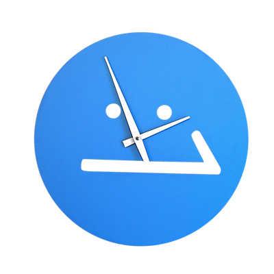 Picture of Smirk Clock