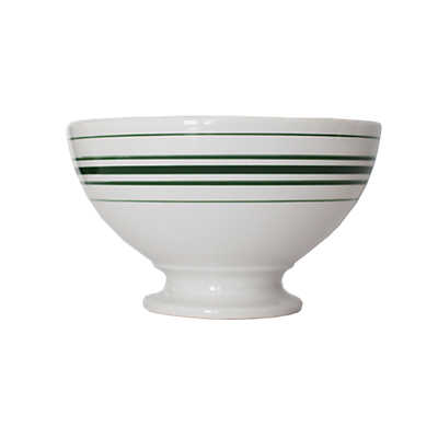 Picture of Hampstead Green Au Lait Bowls, Set of 2