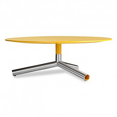 SP1CFTB36-YELLOW: Customized Item of Sprout Coffee Table by Blu Dot (SP1CFTB36)