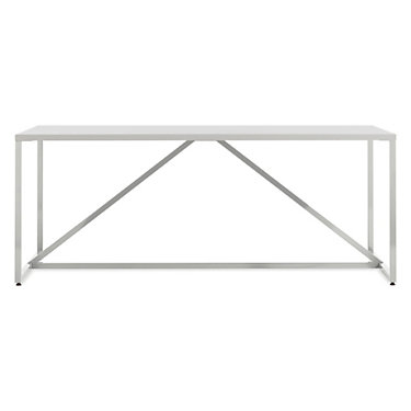 SR175TBBPK-WALNUT: Customized Item of Strut Large Table by Blu Dot (SR175TBBPK)