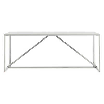 Picture of Strut Large Table by Blu Dot