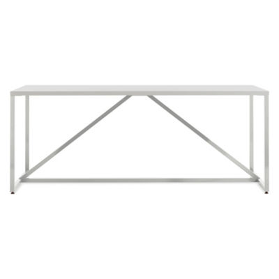SR175TBBPK-WHITE: Customized Item of Strut Large Table by Blu Dot (SR175TBBPK)