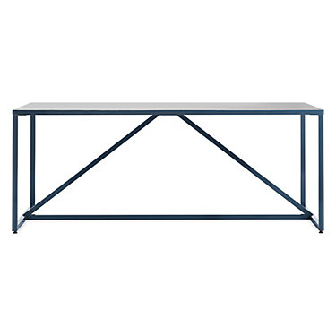 SR190TBPK-NAVY: Customized Item of Strut X-Large Table by Blu Dot (SR190TBPK)