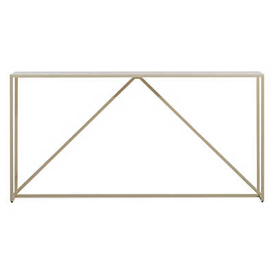 Picture of Strut Console Table by Blu Dot