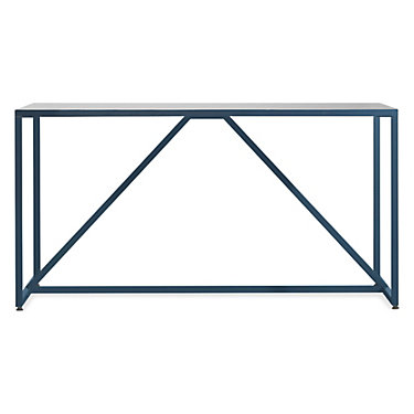 SR1MEDTBL-SLATE: Customized Item of Strut Medium Table by Blu Dot (SR1MEDTBL)