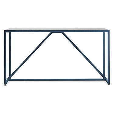 SR1MEDTBL-WHITE: Customized Item of Strut Medium Table by Blu Dot (SR1MEDTBL)