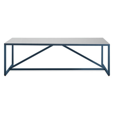 SR1SQRTBL-NAVY: Customized Item of Strut Square Table by Blu Dot (SR1SQRTBL)