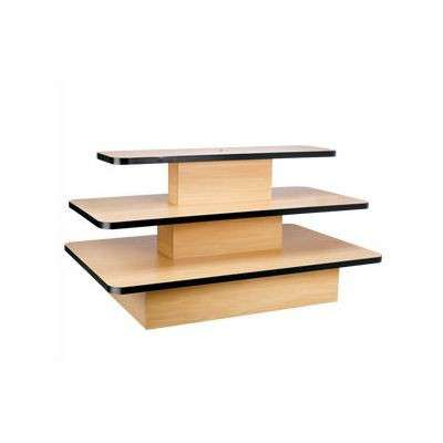 Picture for 3-Tier Rectangular Display Table by Smart Fixtures