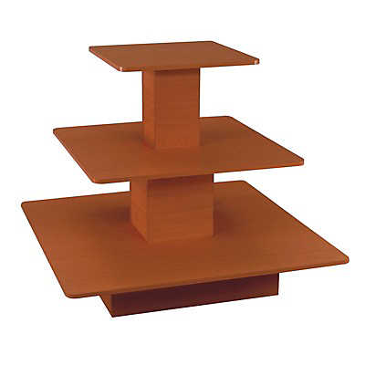 Picture of 3-Tier Display Table by Smart Fixtures