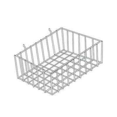 Picture for Wire Basket for Slatwall & Pegboard by Smart Fixtures