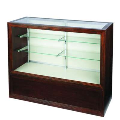 Picture for Boutique Espresso Full Vision Display Case by Smart Fixtures