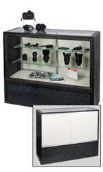 Picture for Boutique Black Full Vision Display Case by Smart Fixtures