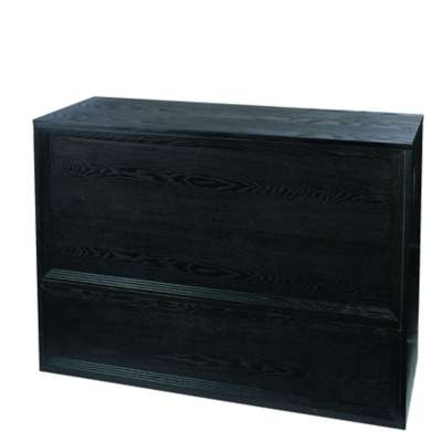 Picture for Boutique Charcoal Black Service Counter by Smart Fixtures