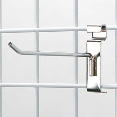 Picture for Chrome Peg Hook for Wire Grid by Smart Fixtures