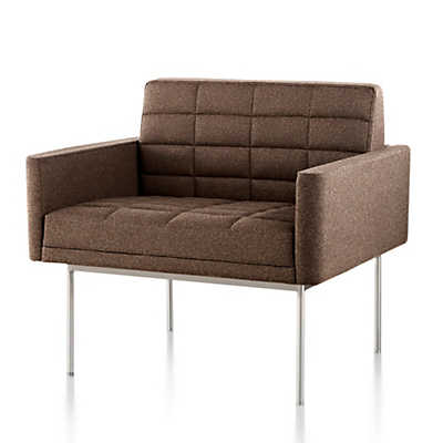 Picture of Geiger Tuxedo Club Chair by Herman Miller