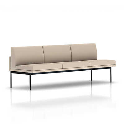 Picture of Geiger Tuxedo Sofa by Herman Miller