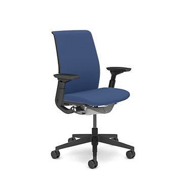 ST465A300072434DNHRAJNHRBB5J08S: Customized Item of Think Chair by Steelcase (ST465)