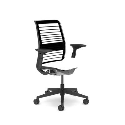 ST465A300047994DWHRAJNHRBB5J11S: Customized Item of Think Chair by Steelcase (ST465)