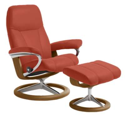 Picture for Stressless Consul Chair Large with Signature Base by Ekornes