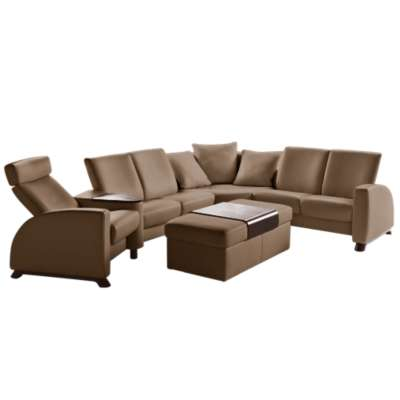 Picture for Stressless Arion Sectional, Lowback by Ekornes