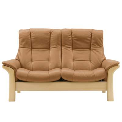 Picture for Stressless Buckingham Loveseat, Highback by Ekornes
