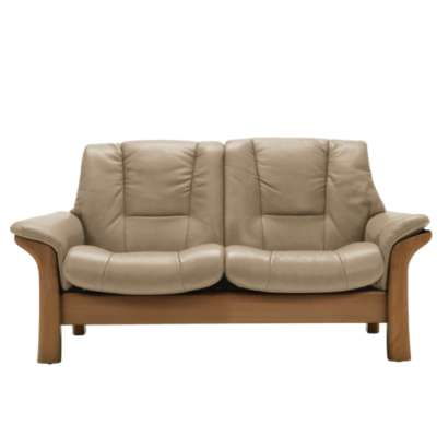 Picture for Stressless Buckingham Loveseat, Lowback by Ekornes