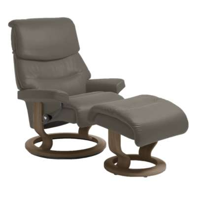 Picture for Stressless Capri Chair Large with Classic Base by Ekornes