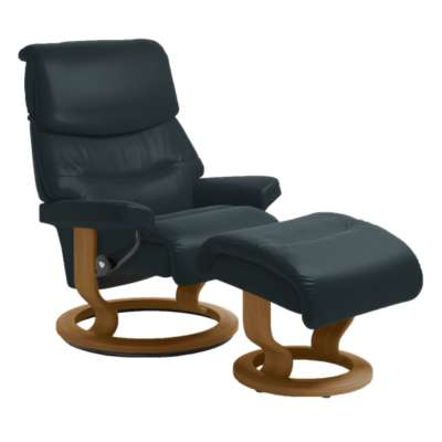 Picture for Stressless Capri Chair Medium with Classic Base by Ekornes