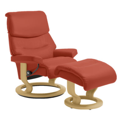 Picture of Stressless Capri Chair Small with Classic Base by Ekornes