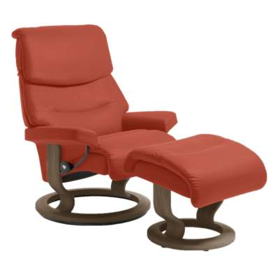 Picture for Stressless Capri Chair Small with Classic Base by Ekornes