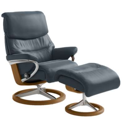 Picture for Stressless Capri Chair Small with Signature Base by Ekornes