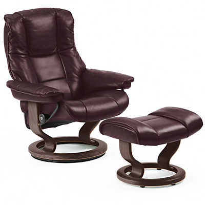 Picture of Stressless Mayfair Chair Small with Classic Base by Ekornes