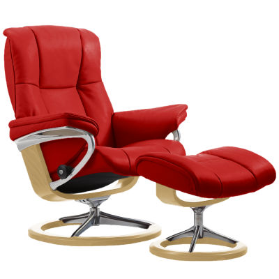 Picture of Stressless Mayfair Chair Small with Signature Base by Ekornes